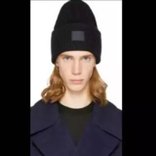アクネ(ACNE)のAcne studious ニット帽(ニット帽/ビーニー)