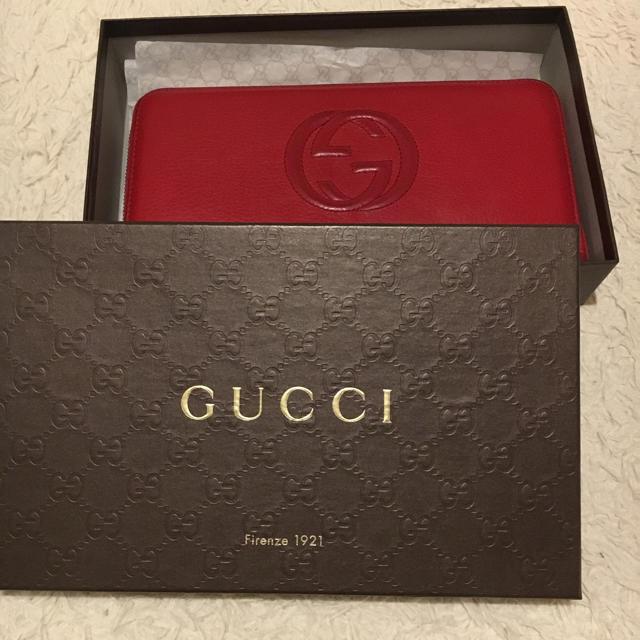 Gucci(グッチ)のGUCCI  ラウンドファスナー オーガナイザー メンズのメンズ その他(その他)の商品写真