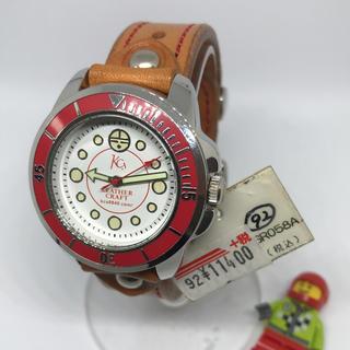 ケイシイズ(KC,s)の【状態〇】No5☆KC's☆チチカカ☆レア品☆メンズ腕時計(腕時計(アナログ))