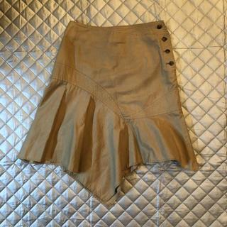 ツモリチサト(TSUMORI CHISATO)の美品!tsumori chisatoのアシンメトリースカート♡(ひざ丈スカート)