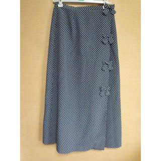 ギャラリービスコンティ(GALLERY VISCONTI)のGALLERY VISCONTI ギャラリービスコンティ ロング 巻き スカート(ロングスカート)