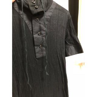 アンドゥムルメステール(Ann Demeulemeester)のann demeulemeestel アンドゥムルメステール ティシャツ(Tシャツ/カットソー(半袖/袖なし))