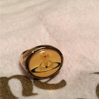 ヴィヴィアンウエストウッド(Vivienne Westwood)の希少 エナメルオーブ  リング ヴィヴィアンウエストウッド(リング(指輪))