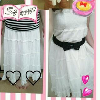 スピーガ(SPIGA)のお買得!!2wayスカート♡(ロングスカート)