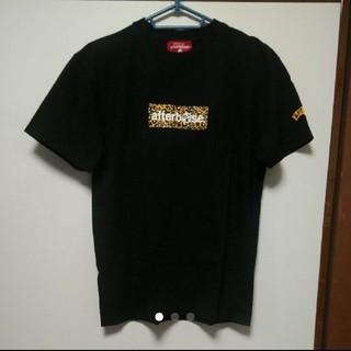 アフターベース(AFTERBASE)のafterbase アフターベース レオパードボックスロゴT L(Tシャツ/カットソー(半袖/袖なし))