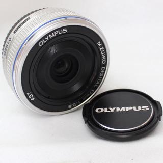 オリンパス(OLYMPUS)のほぬーん様専用❤️オリンパス パンケーキレンズとズームレンズ❤️(レンズ(単焦点))