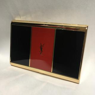 サンローラン(Saint Laurent)のイヴサンローラン Yves Saint Laurent カードケース 名刺入れ(タバコグッズ)