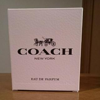 コーチ(COACH)のコーチ COACH オードパルファム(香水(女性用))