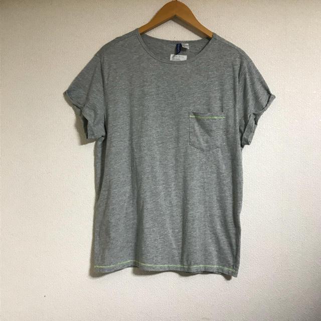 h m divided by h m ネオンカラー tシャツの通販 by 必ず pf必読