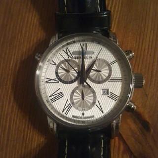 ツェッペリン(ZEPPELIN)のZEPPELIN クロノグラフ(腕時計(アナログ))