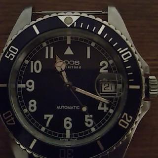 エポス(EPOS)のエポス epos ダイバーウォッチ(腕時計(アナログ))