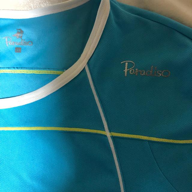 Paradiso(パラディーゾ)の🦋💎パラディーゾ テニス レディース ウエア  L L 💎🦋 スポーツ/アウトドアのテニス(ウェア)の商品写真