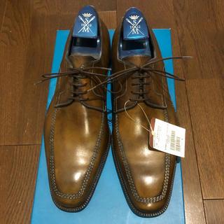 ストールマンテラッシ(SUTOR MANTELLASSI)のストール マンテラッシ 革靴 未使用 41.5(ドレス/ビジネス)