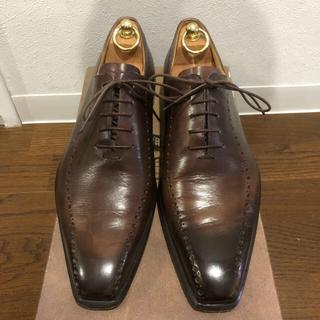 ロブス(LOBBS)のロブス LOBB'S 革靴 美品 40.5(ドレス/ビジネス)
