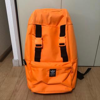 アディダス(adidas)のadidas originals バックパック オレンジ リュック(バッグパック/リュック)