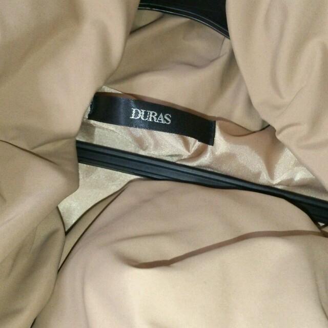 DURAS(デュラス)の値下げ DURAS ダウンコート レディースのジャケット/アウター(ダウンコート)の商品写真