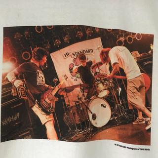 ハイスタンダード(HIGH!STANDARD)のHi-STANDARD 写真展限定  Tシャツ(ミュージシャン)