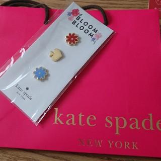 ケイトスペードニューヨーク(kate spade new york)のお値下げ ケイト・スペード ピンバッチ(バッジ/ピンバッジ)