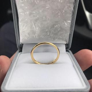 ティファニー(Tiffany & Co.)のティファニー リング イエローゴールド(リング(指輪))