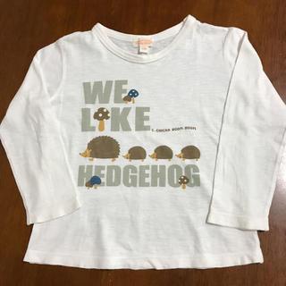 チッカチッカブーンブーン(CHICKA CHICKA BOOM BOOM)の【中古】サイズ110 チッカチッカブーンブーン ロンT(Tシャツ/カットソー)