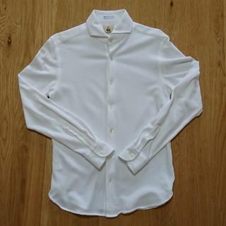 ギローバー(GUY ROVER)のギローバー / GUY ROVER ホワイト長袖シャツ(シャツ)