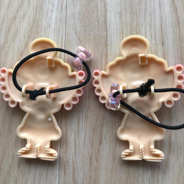 HYSTERIC MINI(ヒステリックミニ)のヒスミニ✩ヘアゴム レディースのヘアアクセサリー(ヘアゴム/シュシュ)の商品写真