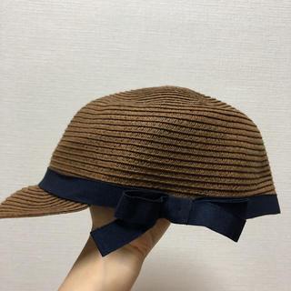 ムジルシリョウヒン(MUJI (無印良品))の無印良品 キッズ 帽子 キャスケット(帽子)