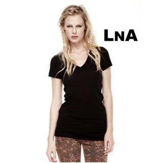 エルエヌエー(LnA)のLNA 人気Tシャツ Sサイズ 【未使用】(Tシャツ(半袖/袖なし))