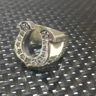 テンダーロイン(TENDERLOIN)のテンダーロイン TENDERLOIN ダイヤモンド ホースシュー リング (リング(指輪))