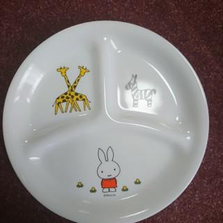 コレール(CORELLE)の中古  ミッフィー  コレール  ランチプレート(食器)