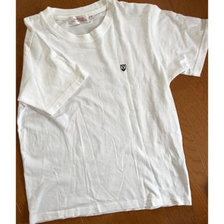 ヴァンヂャケット(VAN Jacket)の【タイムセール】VAN ワンポイント刺繍 Tシャツ Mサイズ(Tシャツ(半袖/袖なし))