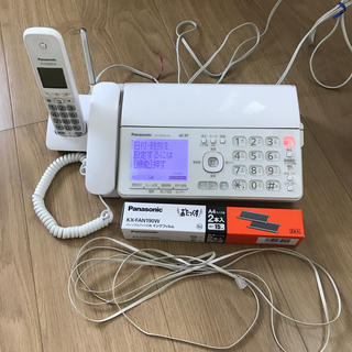 パナソニック(Panasonic)のパナソニック電話機(OA機器)