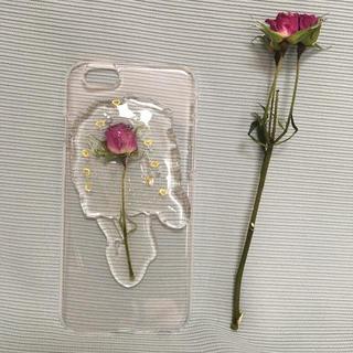ローズiPhone6 ケース