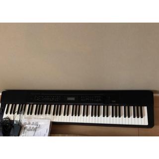 カシオ(CASIO)の電池ピアノ、キーボード(電子ピアノ)