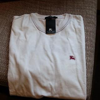バーバリーブラックレーベル(BURBERRY BLACK LABEL)のバーバリーブラックレーベルTシャツ正規未使用(Tシャツ/カットソー(半袖/袖なし))