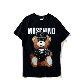 モスキーノ(MOSCHINO)のLOVE MOSCHINO ラブ モスキーノ Tシャツ ブラック XL(Tシャツ(半袖/袖なし))