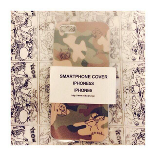 ニコアンド(niko and...)のnikoand...♡iPhoneケース(モバイルケース/カバー)
