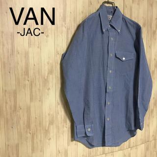 ヴァンヂャケット(VAN Jacket)のVAN-JAC-チェック柄★ボタンダウンシャツ(シャツ)