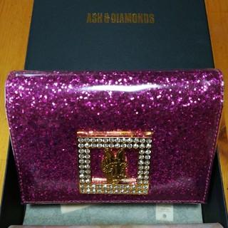 アッシュアンドダイアモンド(ASH&DIAMONDS)のディズニーランド限定 アッシュ&ダイアモンド デイジー 財布 新品(財布)