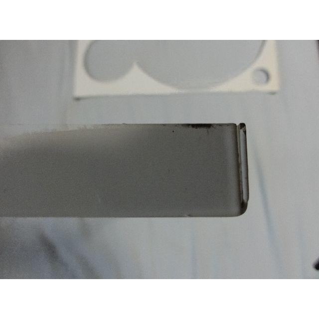 technics ターンテーブル 1200シリーズ用デッキカバー(白)set 楽器のDJ機器(ターンテーブル)の商品写真