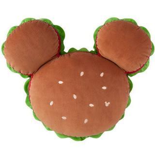 ディズニー(Disney)の東京ディスニーリゾート限定 ミッキーバーガー クッション(クッション)