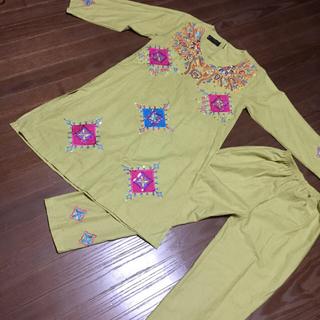 マライカ(MALAIKA)のパンジャビ スーツ(ロングワンピース/マキシワンピース)