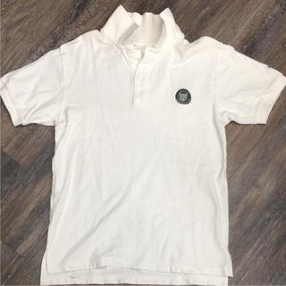 ジャガー(Jaguar)のレア ジャガー 白ポロシャツ Lサイズ?(ポロシャツ)