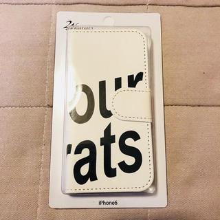 24Karats iPhone6 手帳型スマホケース