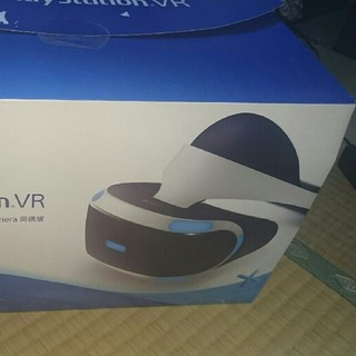 プレイステーションヴィーアール(PlayStation VR)のPSVR(旧型カメラ同梱)(家庭用ゲーム機本体)