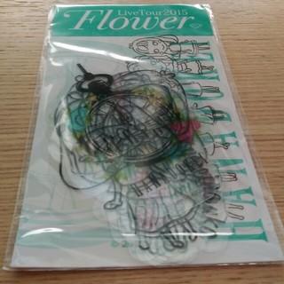 Flower花時計ステッカー