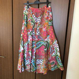 色鮮やかロングスカート(ロングスカート)