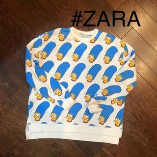 ザラ(ZARA)のトレーナー ZARA(トレーナー/スウェット)