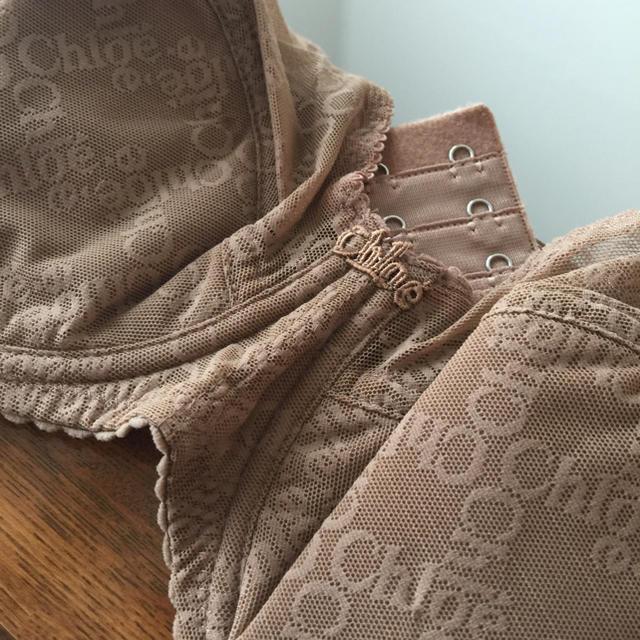 Chloe(クロエ)の新品 クロエ ブラジャー2枚セット レディースの下着/アンダーウェア(ブラ)の商品写真