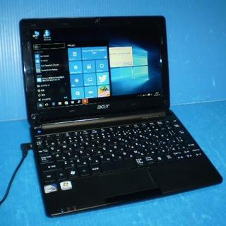 エイサー(Acer)の★Win10/ acerノートパソコン Aspire one D257 ★(ノートPC)